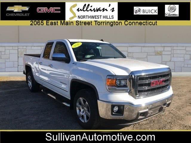 Used GMC Sierra 1500 SLT 2015 | Sullivan Automotive Group. Avon, Connecticut