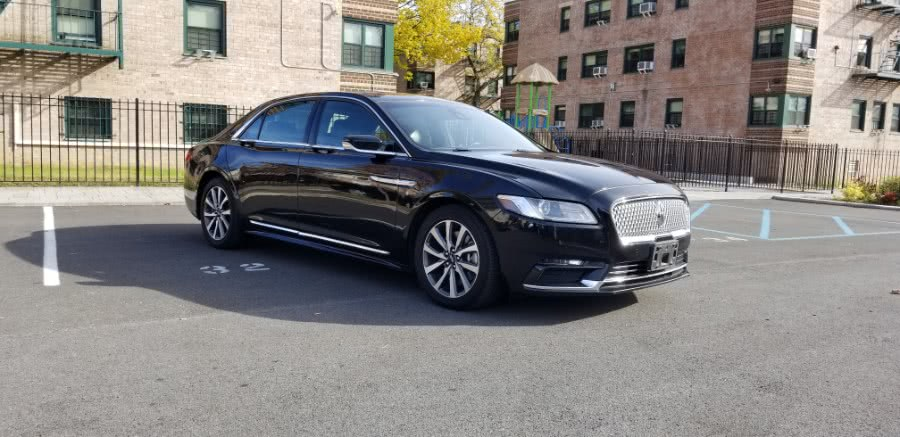 Used 2017 Lincoln Continental in Yonkers, New York | Westchester NY Motors Corp. Yonkers, New York