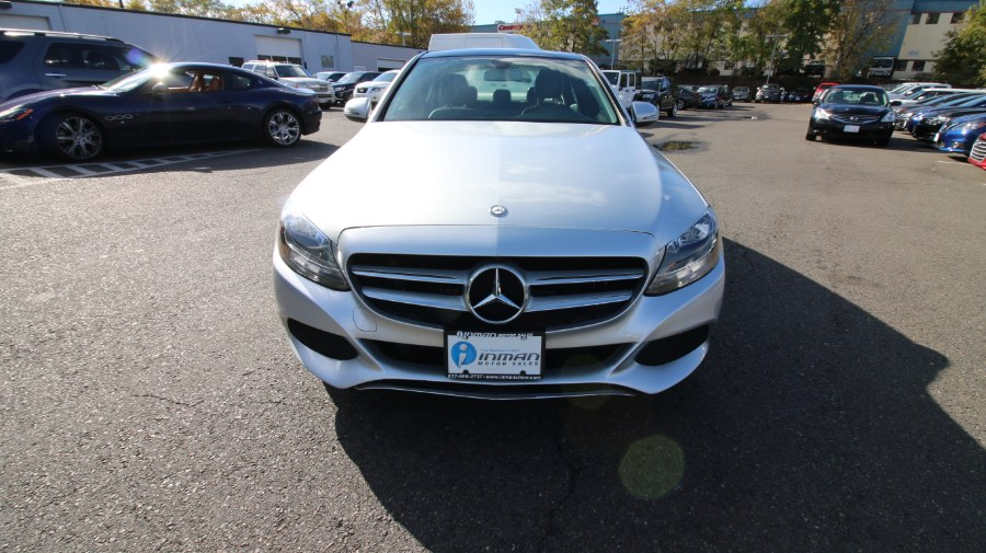 2017 Mercedes-Benz C-Class C 300 4MATIC Sedan, available for sale in Medford, Massachusetts | Inman Motors Sales. Medford, Massachusetts