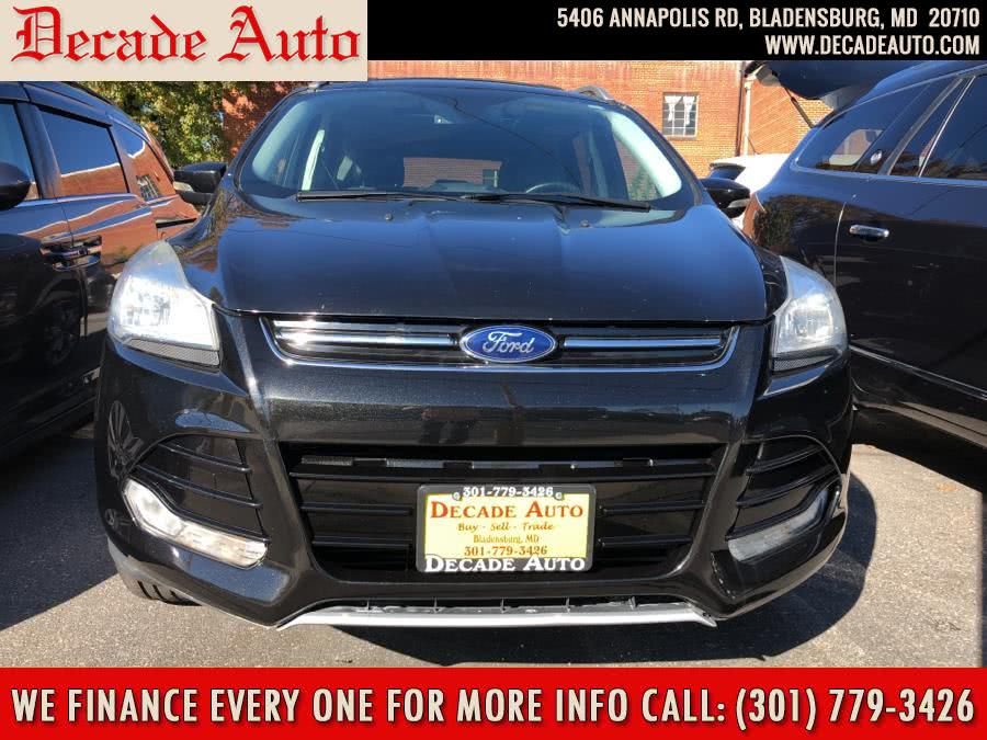 Used 2014 Ford Escape in Bladensburg, Maryland | Decade Auto. Bladensburg, Maryland