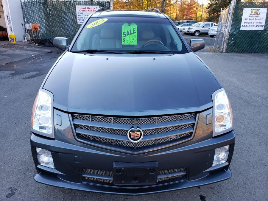 2009 Cadillac SRX AWD 4dr V6, available for sale in Meriden, Connecticut | Cos Central Auto. Meriden, Connecticut