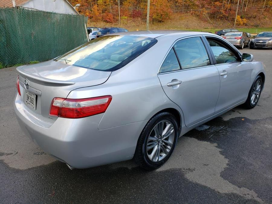 2007 Toyota Camry 4dr Sdn V6 Auto SE, available for sale in Meriden, Connecticut | Cos Central Auto. Meriden, Connecticut