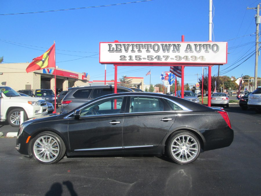 2013 Cadillac XTS 4dr Sdn Platinum FWD, available for sale in Levittown, Pennsylvania | Levittown Auto. Levittown, Pennsylvania
