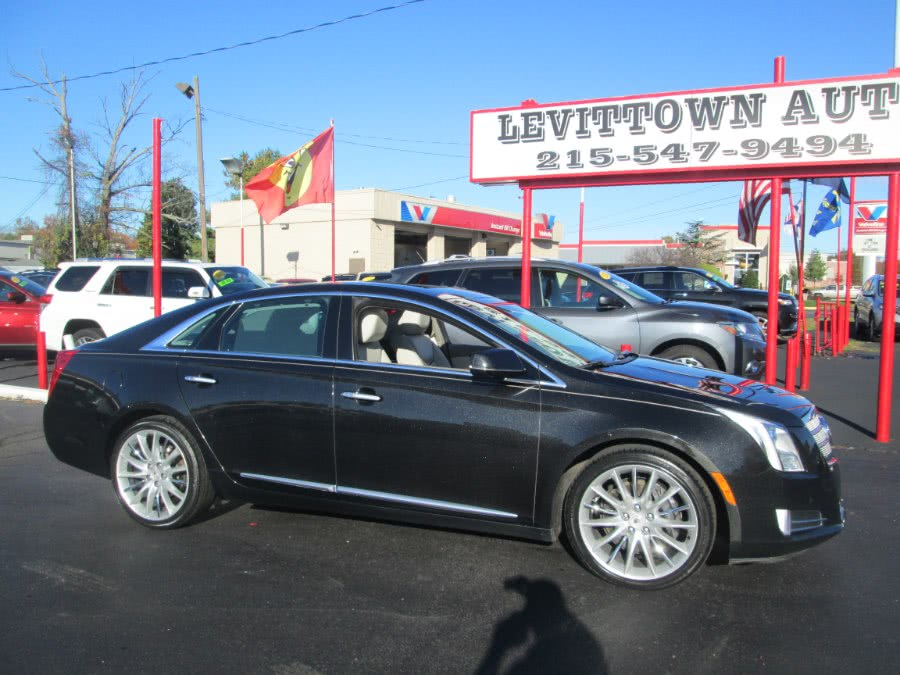 Used 2013 Cadillac XTS in Levittown, Pennsylvania | Levittown Auto. Levittown, Pennsylvania