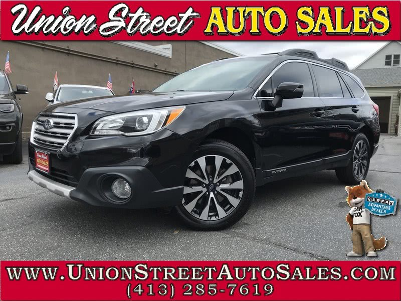 Used 2016 Subaru Outback in West Springfield, Massachusetts | Union Street Auto Sales. West Springfield, Massachusetts