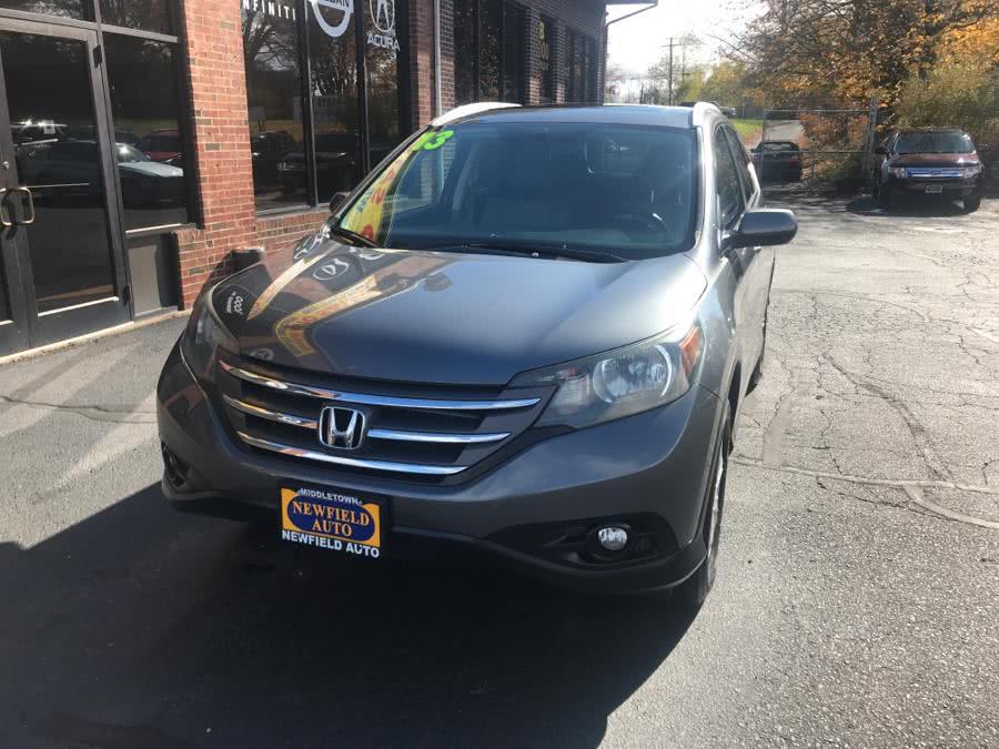 Used 2013 Honda CR-V in Middletown, Connecticut   Newfield Auto Sales. Middletown, Connecticut
