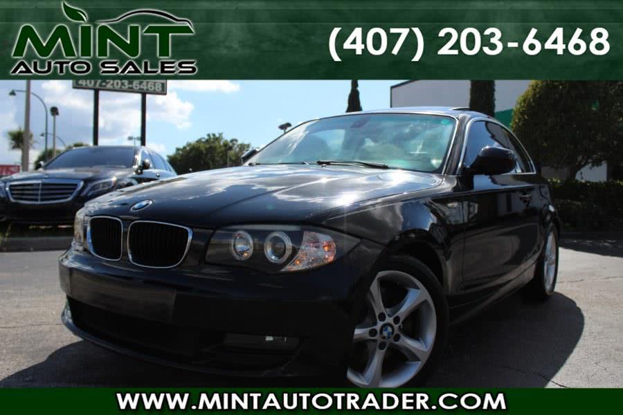 Used 2011 BMW 1 Series in Orlando, Florida | Mint Auto Sales. Orlando, Florida