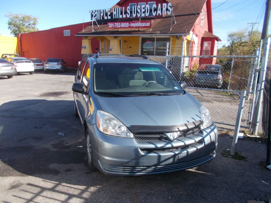 Used 2005 Toyota Sienna in Temple Hills, Maryland | Temple Hills Used Car. Temple Hills, Maryland