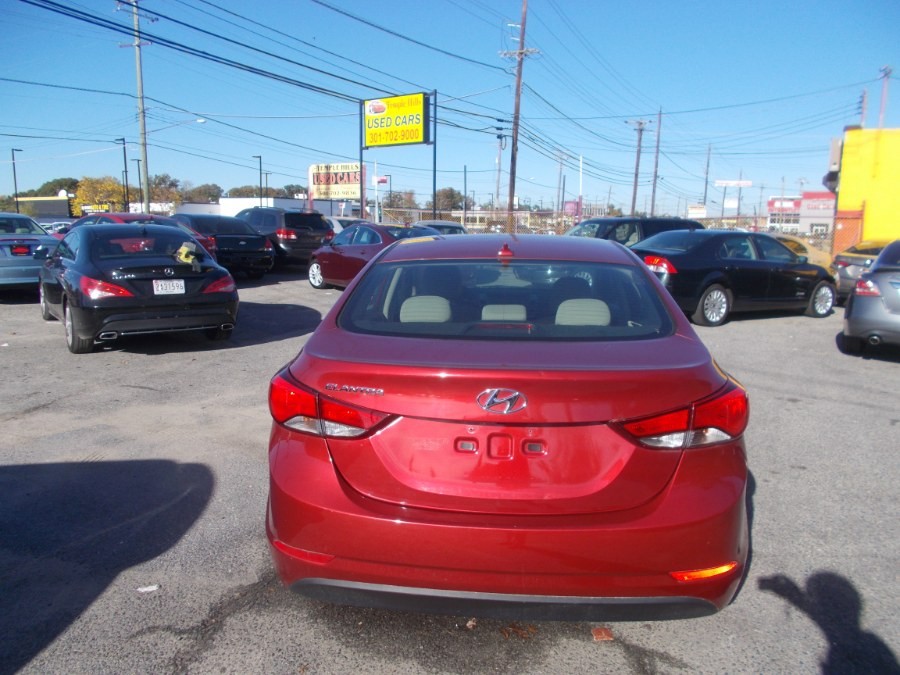 2016 Hyundai Elantra 4dr Sdn Auto Value Edition (Alabama Plant), available for sale in Temple Hills, Maryland | Temple Hills Used Car. Temple Hills, Maryland