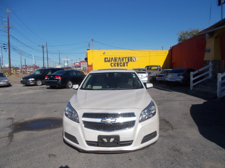 2013 Chevrolet Malibu 4dr Sdn ECO w/1SA, available for sale in Temple Hills, Maryland | Temple Hills Used Car. Temple Hills, Maryland