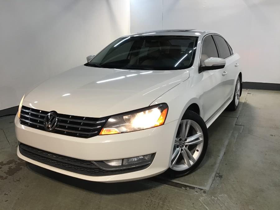 Used 2015 Volkswagen Passat in Lodi, New Jersey   European Auto Expo. Lodi, New Jersey