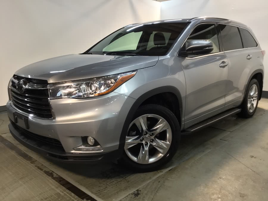 Used 2015 Toyota Highlander in Lodi, New Jersey | European Auto Expo. Lodi, New Jersey