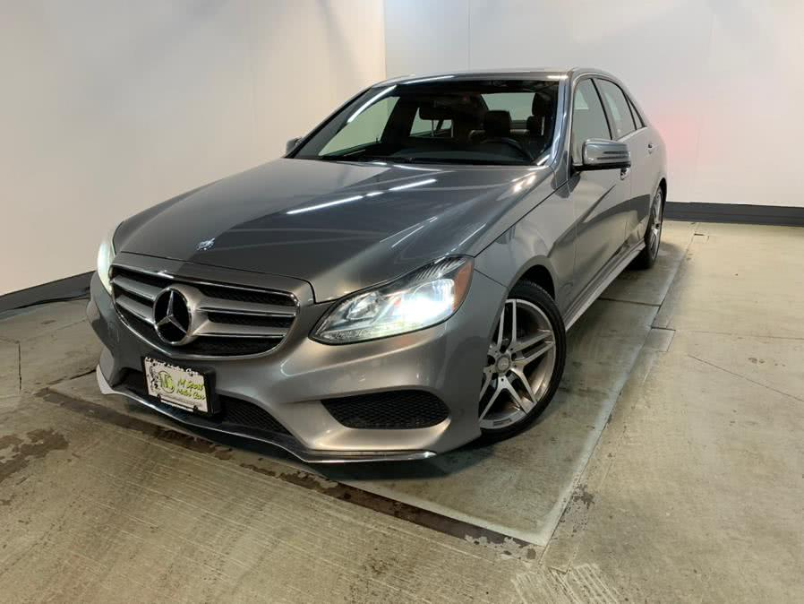 2014 Mercedes-Benz E-Class 4dr Sdn E350 Sport 4MATIC, available for sale in Lodi, New Jersey | European Auto Expo. Lodi, New Jersey