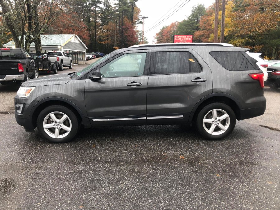 2016 Ford Explorer 4WD 4dr XLT, available for sale in Harpswell, Maine | Harpswell Auto Sales Inc. Harpswell, Maine