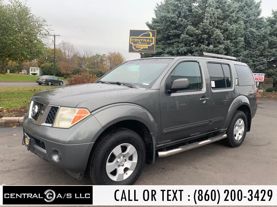 Used 2005 Nissan Pathfinder in East Windsor, Connecticut | Central A/S LLC. East Windsor, Connecticut