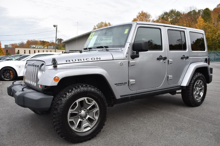 Used 2013 Jeep Wrangler Unlimited in Berlin, Connecticut | Tru Auto Mall. Berlin, Connecticut