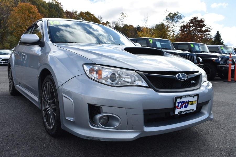 2014 Subaru Impreza Wagon WRX 5dr Man WRX, available for sale in Hartford, Connecticut | VEB Auto Sales. Hartford, Connecticut