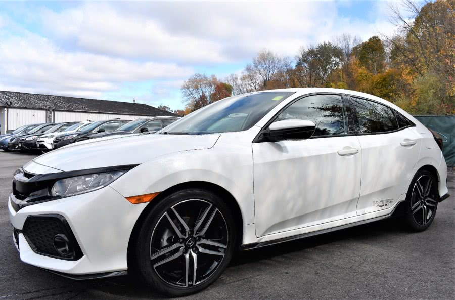 Used 2018 Honda Civic Hatchback in Berlin, Connecticut | Tru Auto Mall. Berlin, Connecticut