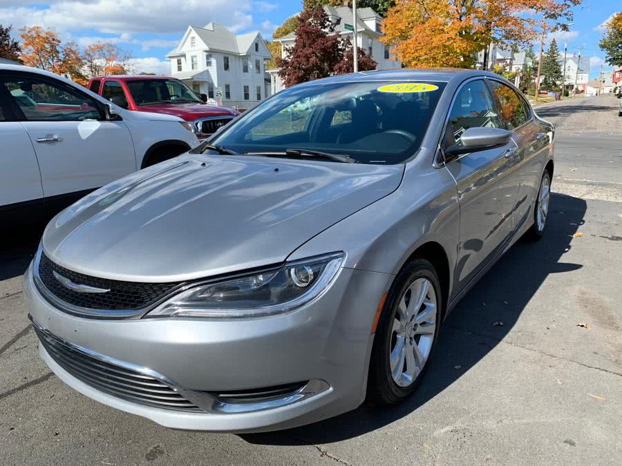 Used 2015 Chrysler 200 in New Britain, Connecticut | Central Auto Sales & Service. New Britain, Connecticut