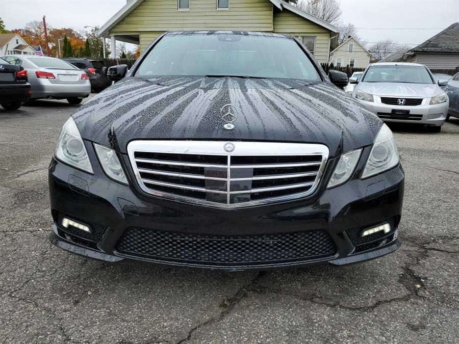 2010 Mercedes-Benz E-Class 4dr Sdn E550 Sport 4MATIC, available for sale in Springfield, Massachusetts   Absolute Motors Inc. Springfield, Massachusetts