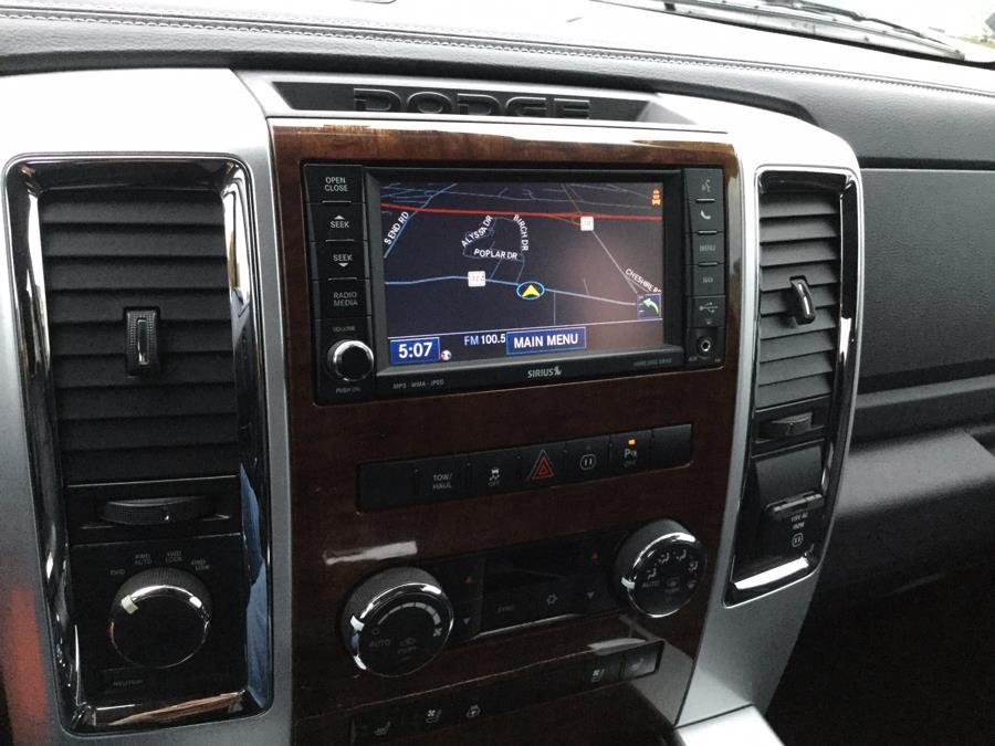 "Used Ram 1500 4WD Crew Cab 140.5"" Laramie 2011 | L&S Automotive LLC. Plantsville, Connecticut"