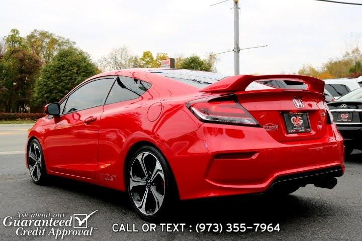 Used Honda Civic Si 2014 | City Motor Group Inc.. Haskell, New Jersey