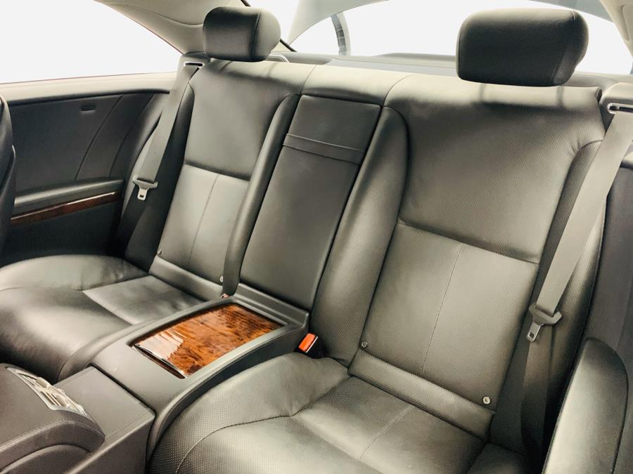 2011 Mercedes-Benz CL-Class 2dr Cpe CL 550 4MATIC, available for sale in Linden, New Jersey | East Coast Auto Group. Linden, New Jersey