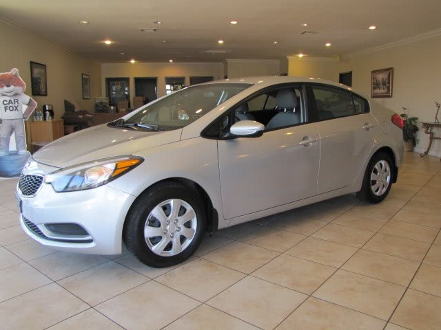 Used Kia Forte 4dr Sdn Auto LX 2015 | Auto Network Group Inc. Placentia, California