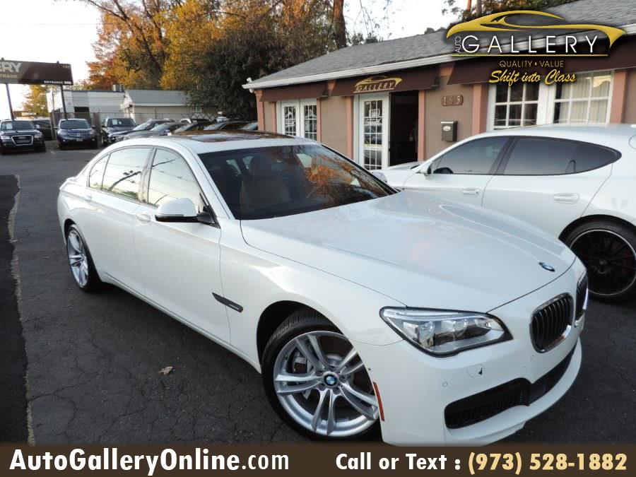 Used 2015 BMW 7 Series in Lodi, New Jersey | Auto Gallery. Lodi, New Jersey