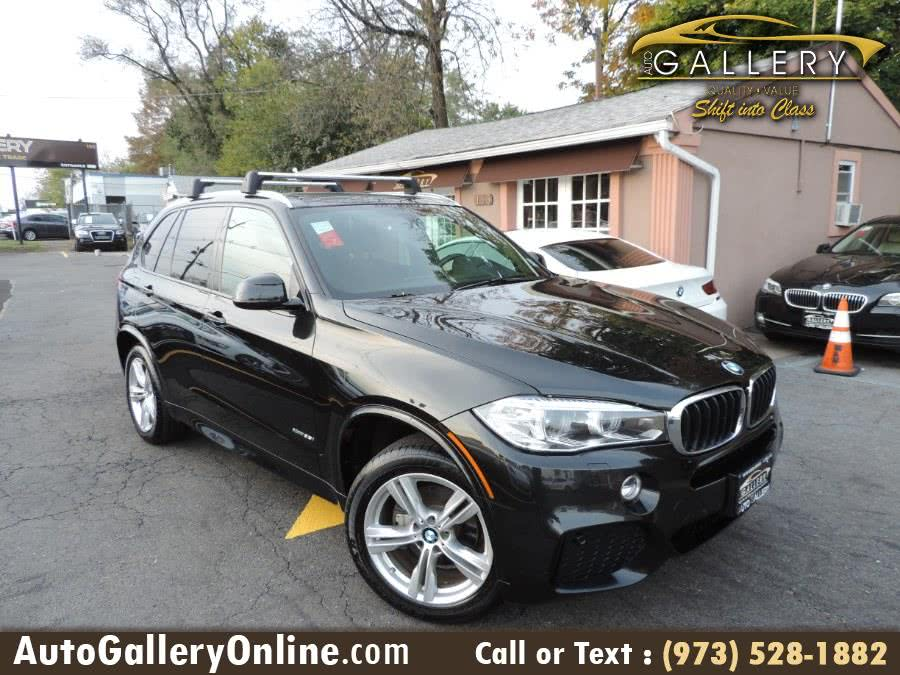 Used BMW X5 xDrive35i Sports Activity Vehicle 2017 | Auto Gallery. Lodi, New Jersey