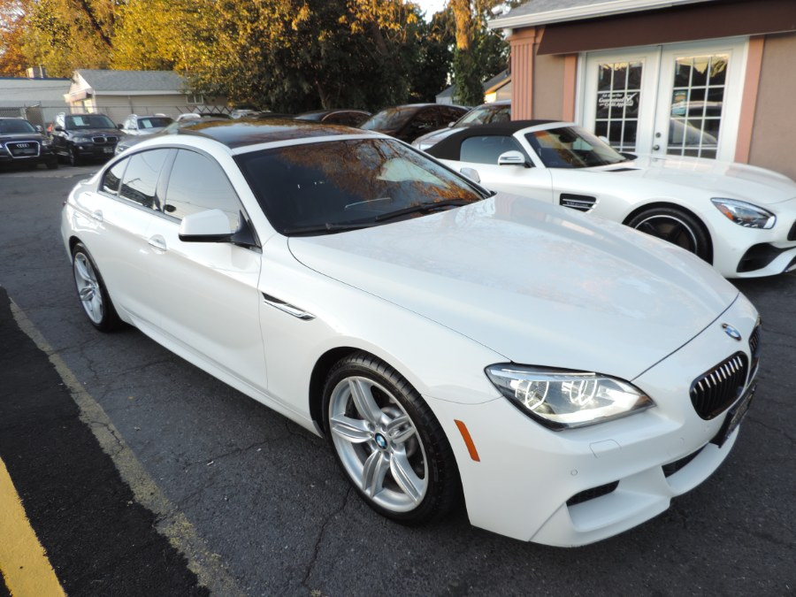 Used BMW 6 Series 4dr Sdn 640i xDrive AWD Gran Coupe Msport 2014 | Auto Gallery. Lodi, New Jersey