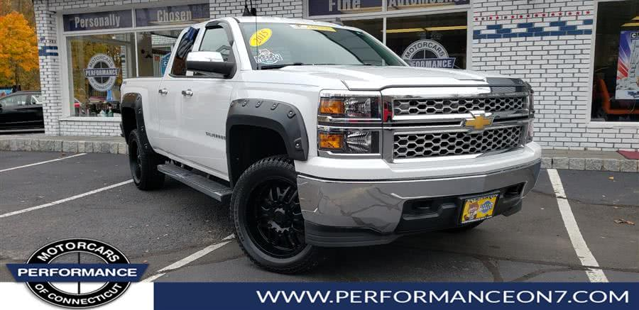 Used 2015 Chevrolet Silverado 1500 in Wilton, Connecticut | Performance Motor Cars. Wilton, Connecticut