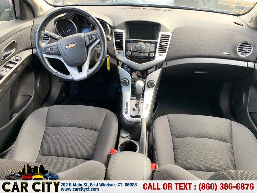 2014 Chevrolet Cruze 4dr Sdn Auto 1LT, available for sale in East Windsor, Connecticut   Car City LLC. East Windsor, Connecticut