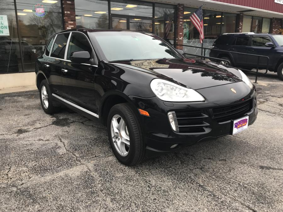 2009 Porsche Cayenne AWD 4dr S, available for sale in Barre, Vermont | Routhier Auto Center. Barre, Vermont