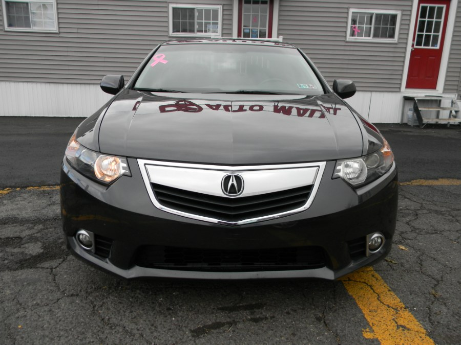 2013 Acura TSX 4dr Sdn I4 Auto, available for sale in Paterson, New Jersey | DZ Automall. Paterson, New Jersey