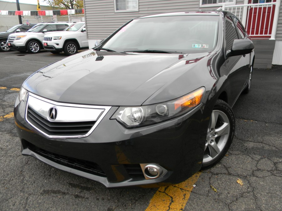 Used Acura TSX 4dr Sdn I4 Auto 2013 | DZ Automall. Paterson, New Jersey