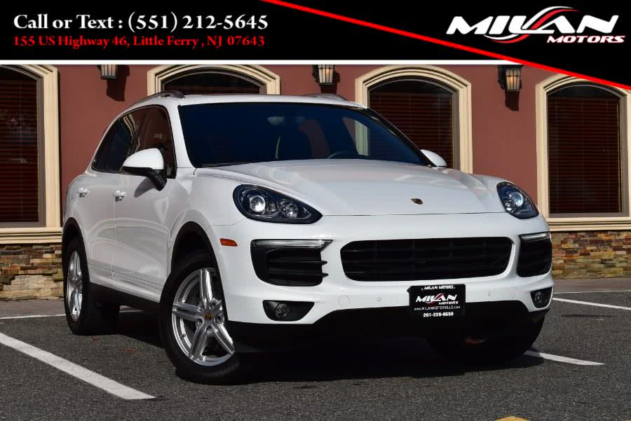 Used Porsche Cayenne AWD 4dr 2016 | Milan Motors. Little Ferry , New Jersey