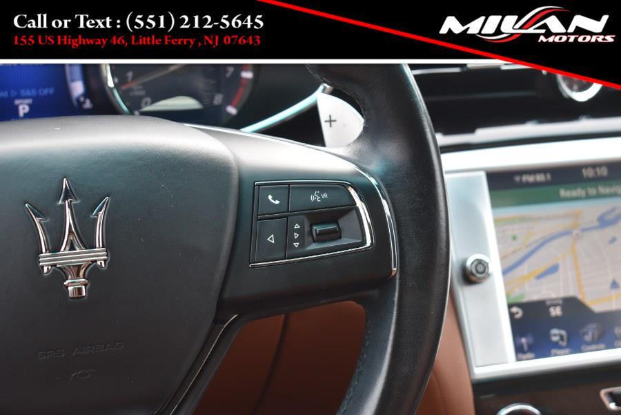 2016 Maserati Quattroporte 4dr Sdn Quattroporte S Q4, available for sale in Little Ferry , New Jersey | Milan Motors. Little Ferry , New Jersey