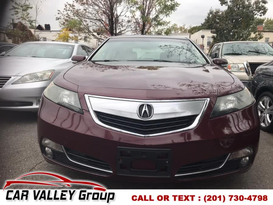 Used 2012 Acura TL in Jersey City, New Jersey | Car Valley Group. Jersey City, New Jersey