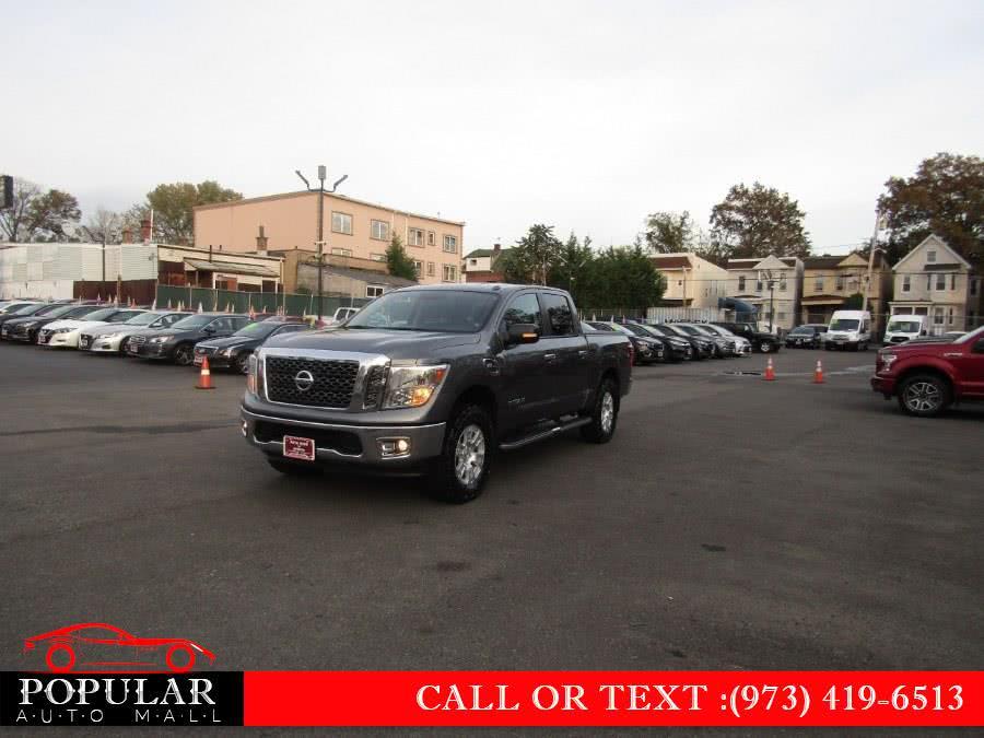 Used 2017 Nissan Titan in Newark , New Jersey | Popular Auto Mall Inc . Newark , New Jersey