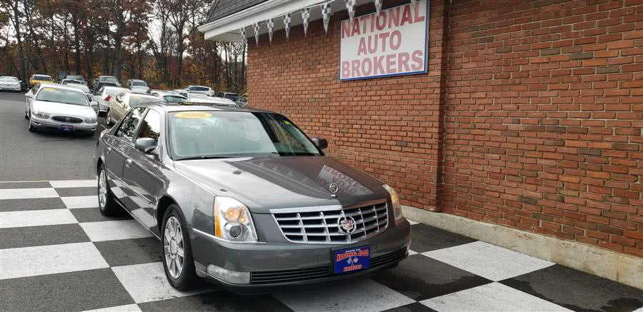 Used Cadillac DTS 4dr Sdn w/1SB 2008 | National Auto Brokers, Inc.. Waterbury, Connecticut