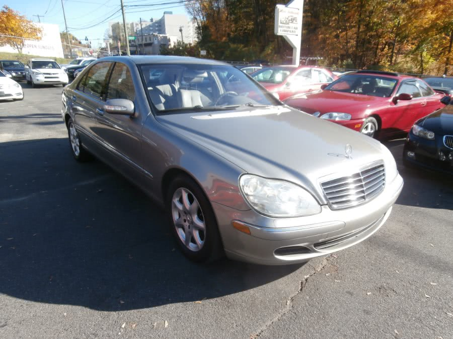 Used 2006 Mercedes-Benz S-Class in Waterbury, Connecticut | Jim Juliani Motors. Waterbury, Connecticut