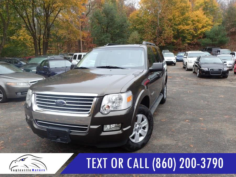 Used 2008 Ford Explorer in Storrs, Connecticut | Eagleville Motors. Storrs, Connecticut