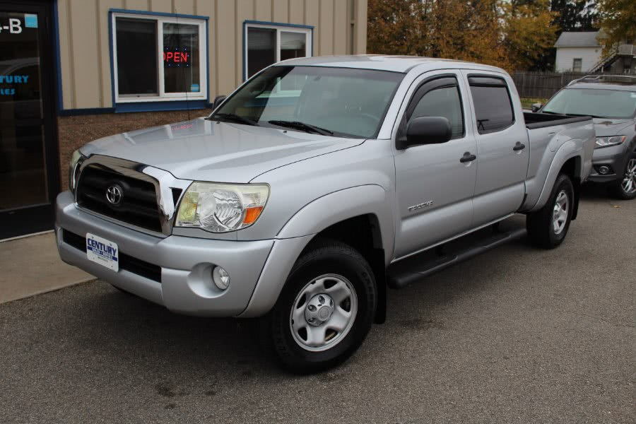 Used 2007 Toyota Tacoma in East Windsor, Connecticut | Century Auto And Truck. East Windsor, Connecticut