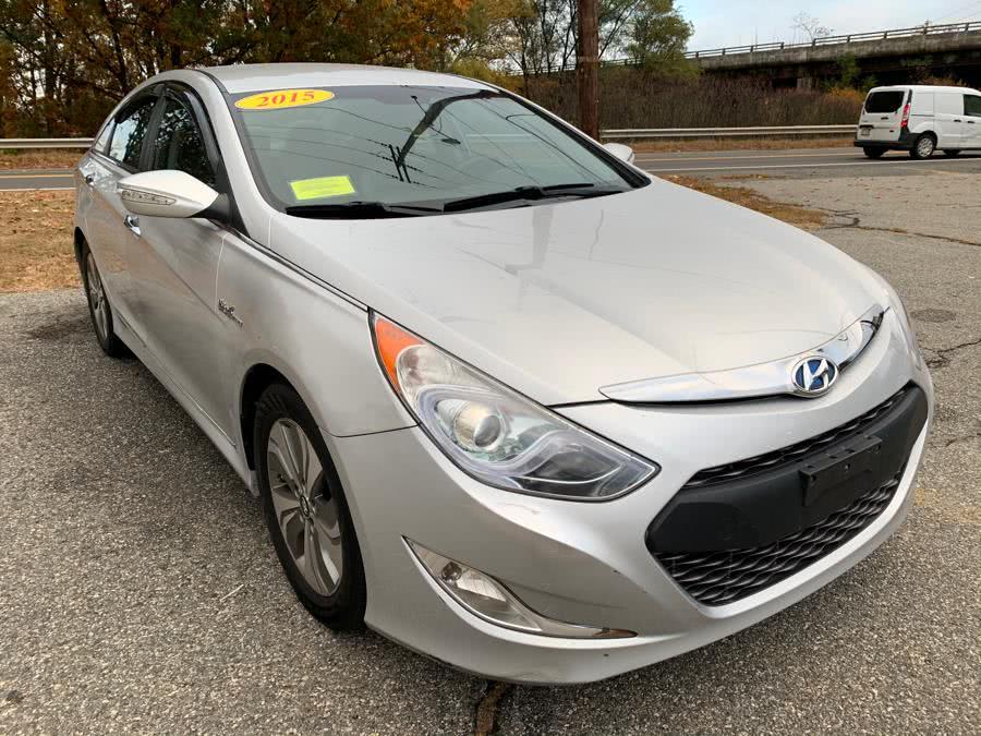 Used 2015 Hyundai Sonata Hybrid in Methuen, Massachusetts | Danny's Auto Sales. Methuen, Massachusetts