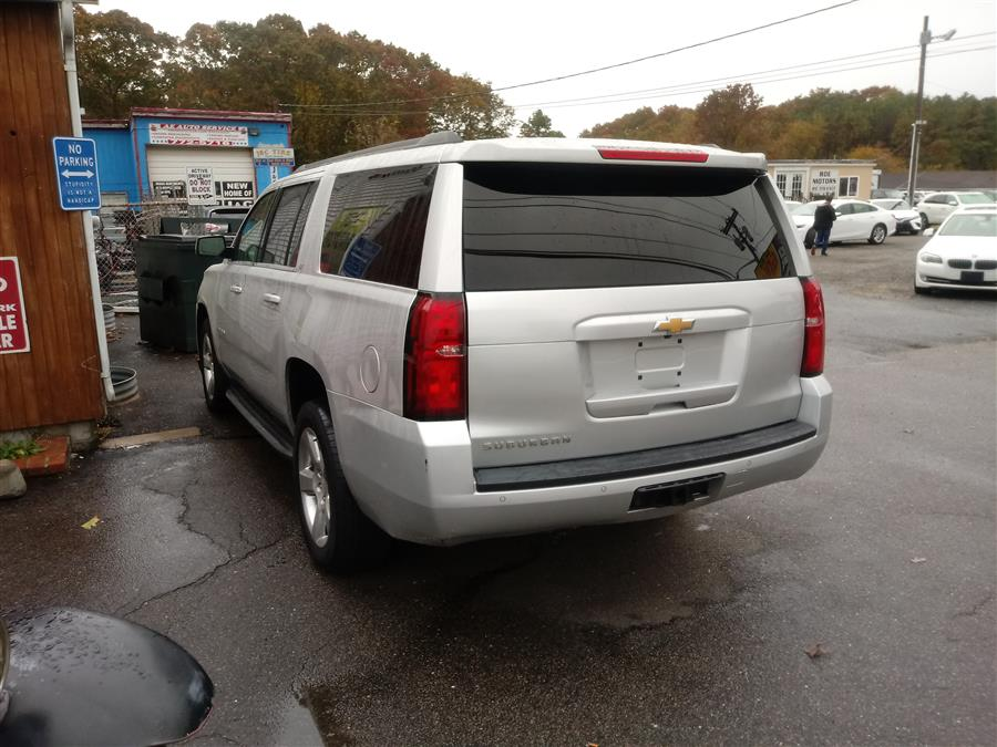 2016 Chevrolet Suburban 4WD 4dr 1500 LT, available for sale in Shirley, New York | Roe Motors Ltd. Shirley, New York