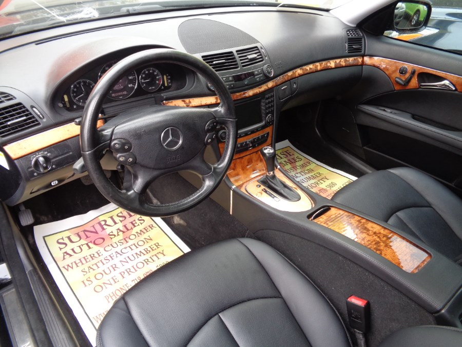 2008 Mercedes-Benz E-Class 4dr Sdn Luxury 3.5L 4MATIC, available for sale in Rosedale, New York | Sunrise Auto Sales. Rosedale, New York