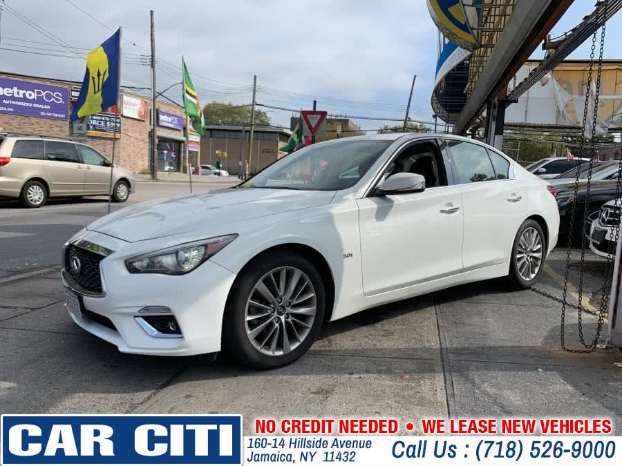 Used 2018 INFINITI Q50 in Jamaica, New York | Car Citi. Jamaica, New York