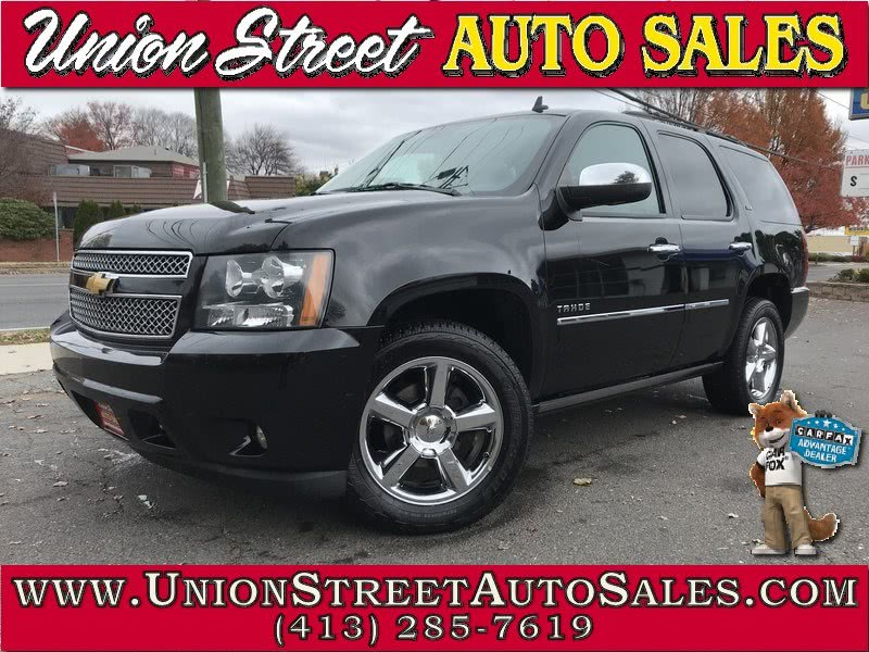 2014 Chevrolet Tahoe 4WD 4dr LTZ, available for sale in West Springfield, MA