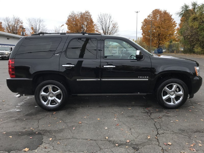 2014 Chevrolet Tahoe 4WD 4dr LTZ, available for sale in West Springfield, Massachusetts | Union Street Auto Sales. West Springfield, Massachusetts